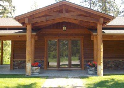 Glacier Ranch Subdivision in Kalispell Montana